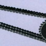 Łańcuch z kołem zębatym